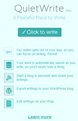 Online text writing